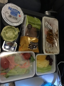 Dinner on the Flight (GF)